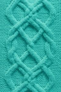 Aran-Muster