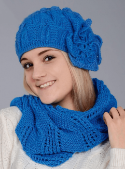 Mütze und Schal